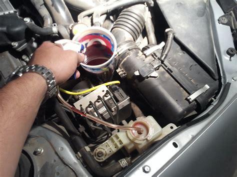 Power Steering Fluid Flush