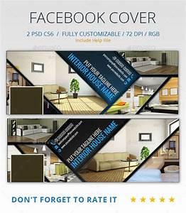 interior design facebook cover by abira graphicriver With interior design house facebook