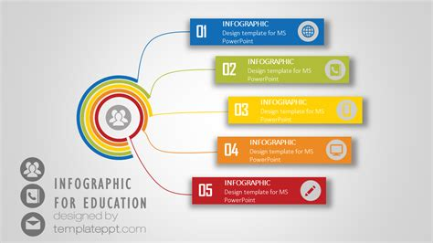 infographic network diagram powerpoint  teaching