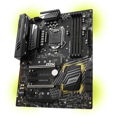 z370 motherboard msi ebuyer novatech sli plus gaming
