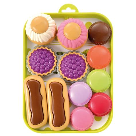 jeux de cuisine patisserie epicerie repas plateau pâtisserie jeux et jouets