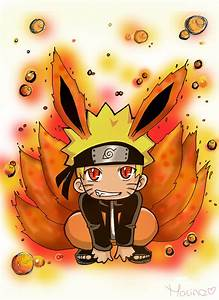 Download Chibi Naruto Kyubi | Desktop Backgrounds for Free ...