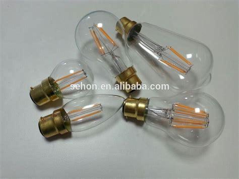 e27 12 volt led filament bulbs 2700k 3000k st64