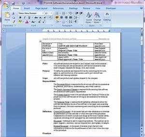 document control program pictures to pin on pinterest With documents control sop