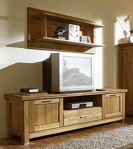 Meuble Tv En Chene Massif : meuble tv en ch ne massif collection porto porto typ25 ~ Teatrodelosmanantiales.com Idées de Décoration