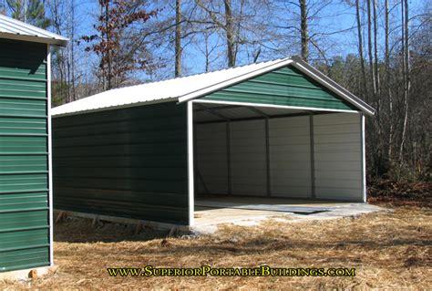 vertical roof steel carport vc