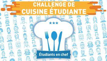 cuisine etudiante challenge de cuisine etudiante smerra