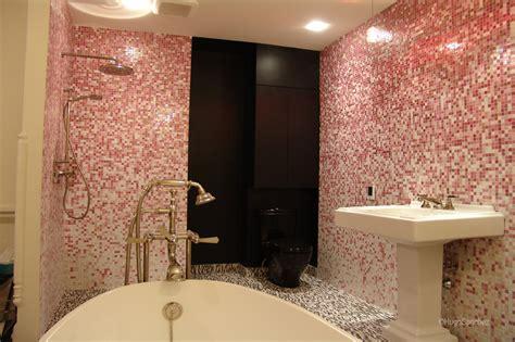 bisazza pink ceramiques hugo sanchez