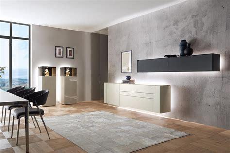 gentis wohnwand huelsta designmoebel   germany