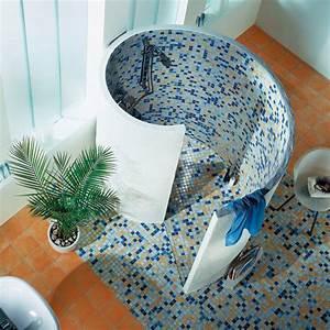 Duschabtrennung Selber Bauen : runde duschen selbst bauen verschiedene design inspiration und interessante ~ Sanjose-hotels-ca.com Haus und Dekorationen