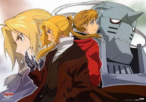 Fullmetal Alchemist Brotherhood  Casal Otaku