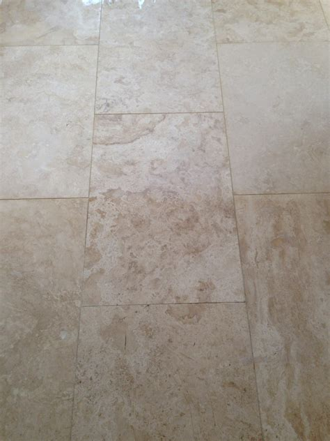 resolving travertine tile problems cleaning and