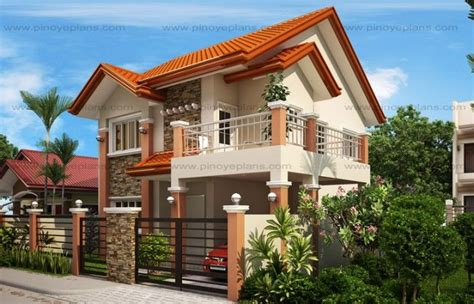 images    storey modern houses  floor plans  estimated cost philippines house