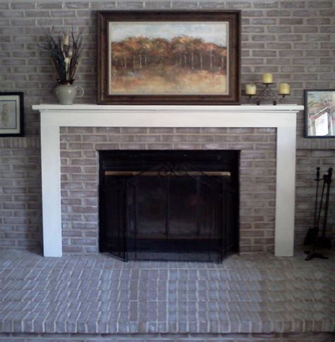 how to clean brick fireplace how to clean soot from brick 19 easy steps wikihow
