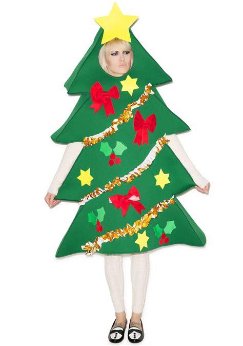 sazac christmas tree costume dolls kill