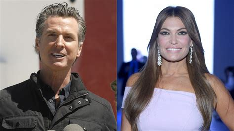 newsom gavin married jennifer siebel before getty