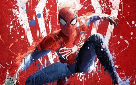 Accessories buy ps4 ps4 custom wallpapers. 1680x1050 Spiderman Ps4 Art 2018 1680x1050 Resolution HD ...
