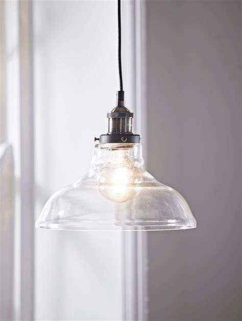clear glass pendant lights for kitchen 15 best of glass pendant lights uk 9423