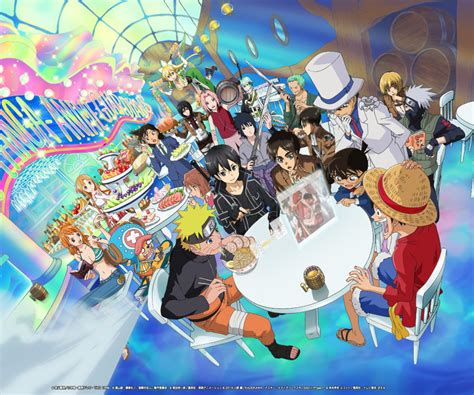 Anime Crossover Wallpaper - anime crossover wallpaper www imagenesmy