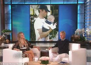 Josh Duhamel the doting father with son Axl | Daily Mail ...