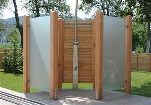 Gartengestaltung Sichtschutz Beispiele : gartenduschen selber bauen ~ Lizthompson.info Haus und Dekorationen