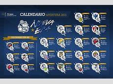 Puebla FC Conoce el calendario para el Apertura 2015 y