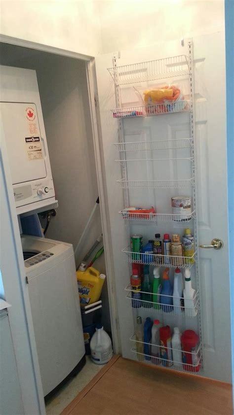 Closet Door Storage by Best 25 Closet Door Storage Ideas On 3 Shelf