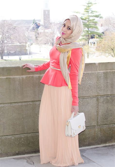 The Basic Summer Hijab Tips Of Muslim Girls Style Me Up