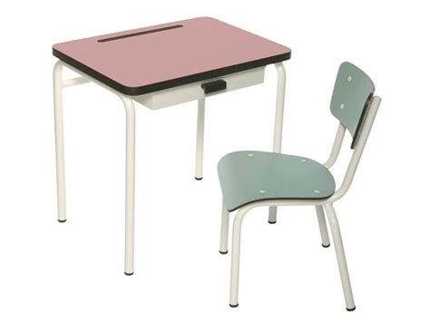vintage style school desks chairs provide a stylish