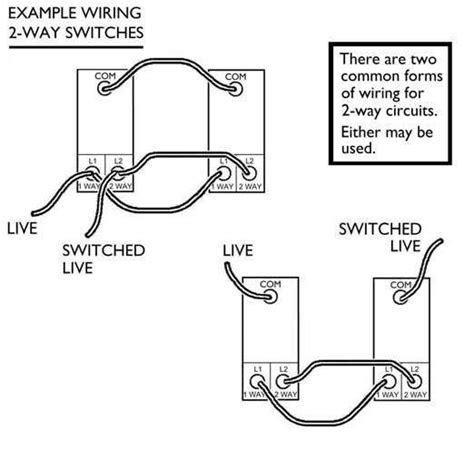 How Wire Light Switch Downlights