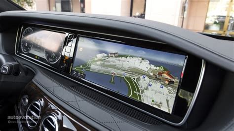 Cars With Digital Dashboards by 2014 Mercedes S Class Digital Dashboard Mixed