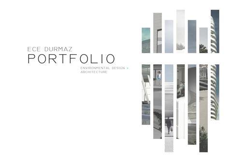 architecture portfolio sles ece durmaz i environmental design architecture by