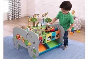 Activite Enfant 1 An : table de jeux pour enfant kidkraft 17508 centre d 39 activit ~ Melissatoandfro.com Idées de Décoration