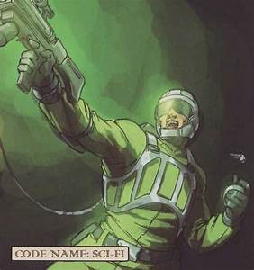 Sci-Fi. | G.I. Joe: A Real American Hero | Pinterest