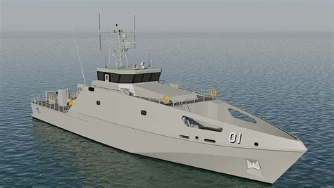 Austal delivers first Pacific Patrol Boat to PNG - Defence ...