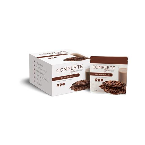 Complete Bar by Complete By Juice Plus Nutrition Bars Chocolate