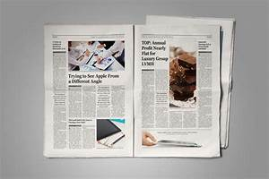 Adobe Indesign Newspaper Templates Free Old Style Newspaper Template Stockindesign