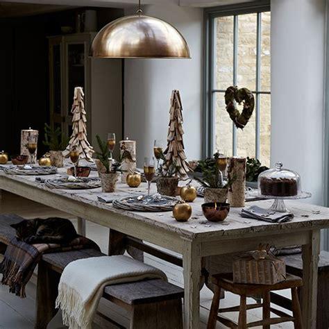 45 deko ideen für den weihnachtstisch ein fröhliches fest
