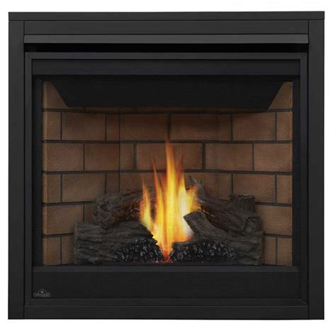 napoleon ascent  direct vent gas fireplace