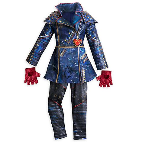 Evie Costume for Kids - Descendants 2-9/10 Official Disney Store
