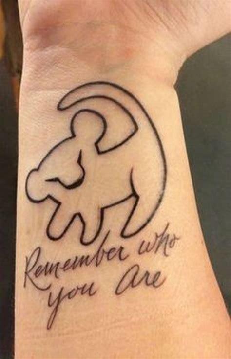 lion king tattoos hakuna matata tattoo simba  nala