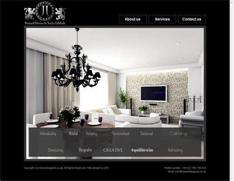 interior design company website designer jessica lightbody