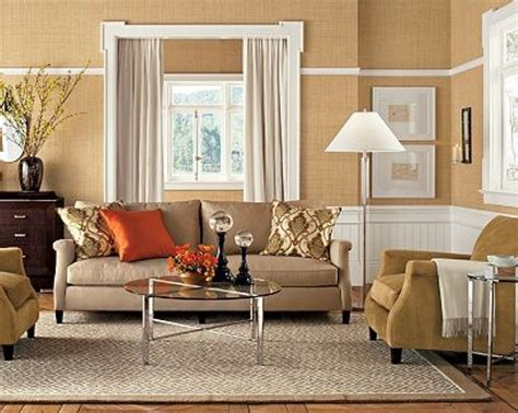 If you want to know how to make a beige room interesting, add an accent wall. 15 Inspiring Beige Living Room Designs | DigsDigs