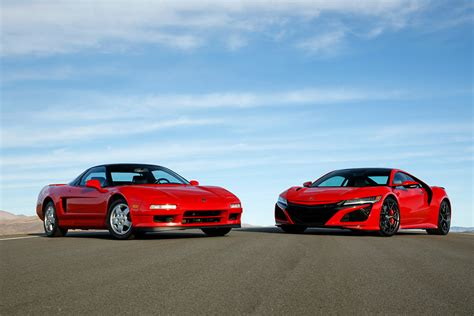 30 years of acura nsx autotrader