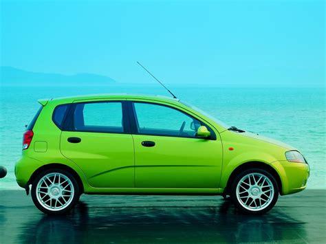 daewoo kalos concept  door    concept cars
