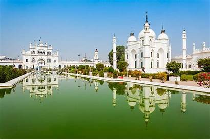 Lucknow India Imambara Places Historical Chota Tour