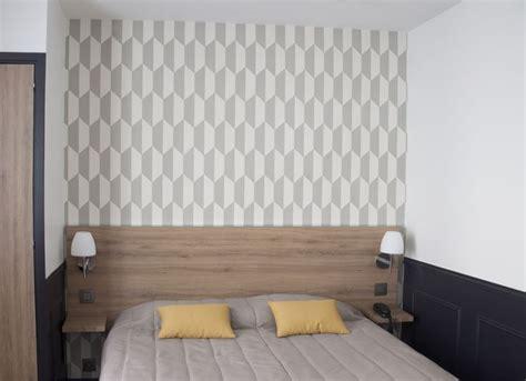 joli papier peint vintage cole son chambre d h 244 tel