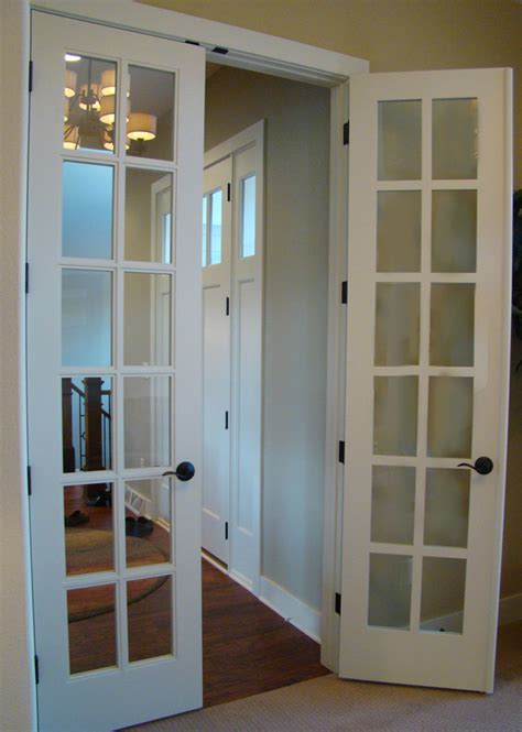french doors interior office video