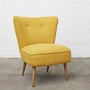 vintage cocktail chair by reloved upholstery