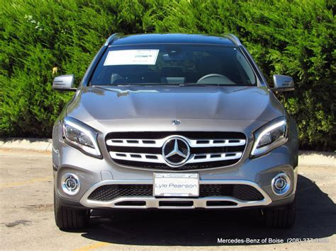 Compare 2 gla 250 trims and trim families below to see the differences in prices and features. Certified Pre-Owned 2018 Mercedes-Benz GLA GLA 250 4MATIC® SUV Sport Utility in Boise #18M2941 ...